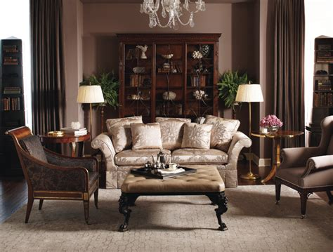 houzz living room chairs stately homes living room baker furniture traditional