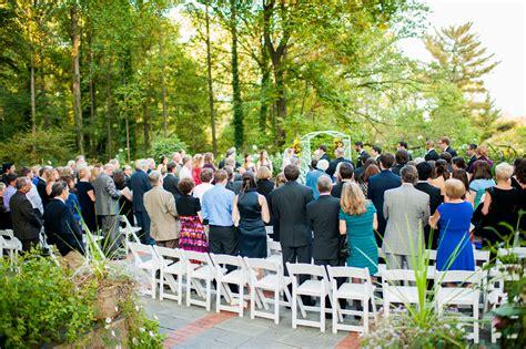 Garden Wedding Venues In Maryland wedding ceremony gramercy mansion