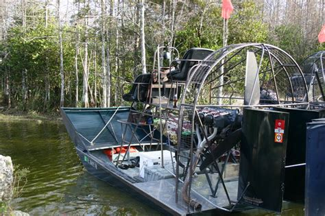 Quick Slick Airboat by Show Off Your Ride Lets See What Your Sliding Around On