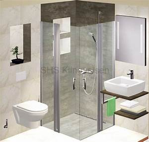 Kleines Bad Dusche : das nachher schon vorher sehen bei uns k nnen sie ihr neues bad bereits vorab in 3d begutachten ~ Markanthonyermac.com Haus und Dekorationen