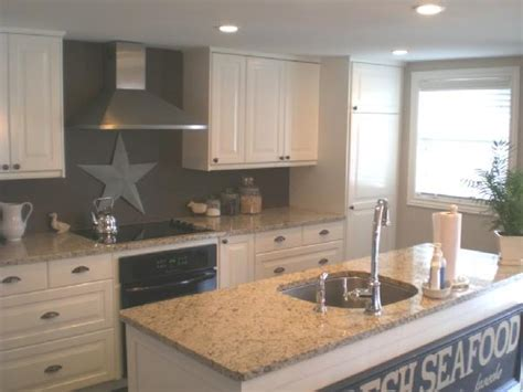 giallo ornamental granite transitional kitchen cr home design