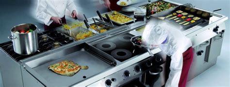 fourneau cuisine professionnel occasion