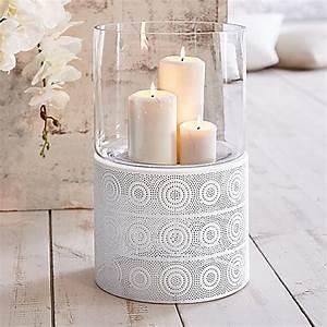 Windlicht Weiß Metall : windlicht oriental wei jetzt bei bestellen ~ Markanthonyermac.com Haus und Dekorationen