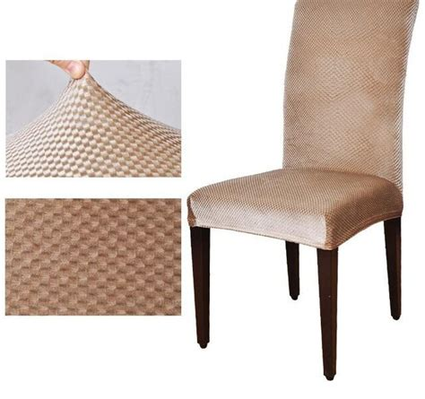 universal fashion high back spandex elastic chair cover dining housse de chaise office computer