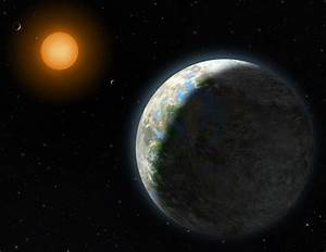 Press Release: Newly Discovered Planet May Have Water on ...