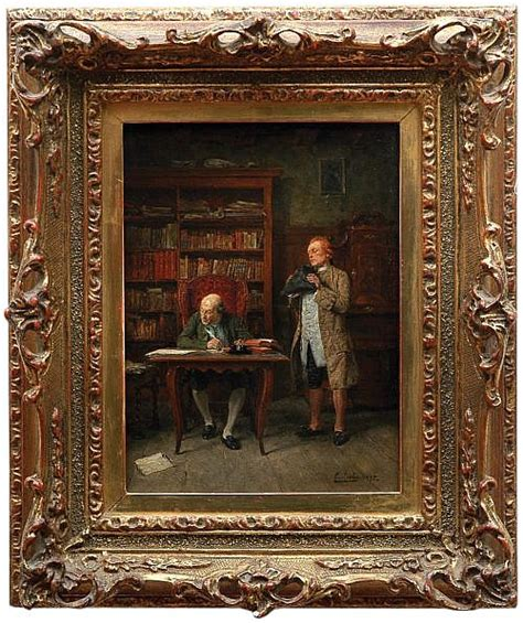 Carl Wilh Anton Seiler Works On Sale At Auction