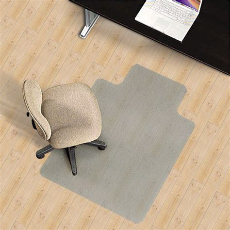 office chair mat creative floor protection ideas