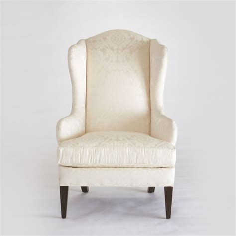 selby wing chair traditional armchairs and accent