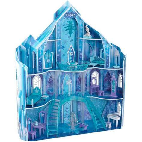 kidkraft 174 maison de poup 233 e 171 snowflake mansion 187 224 th 232 me de la reine des neiges de disney