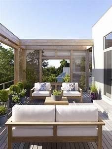 Terrassengestaltung Kleine Terrassen : terrassengestaltung beispiele die sie inspirieren bilder ~ Markanthonyermac.com Haus und Dekorationen