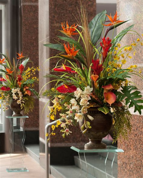 Why Artificial Plantscaping Is Best For Office And