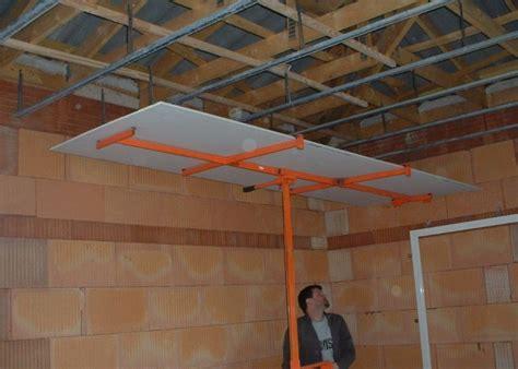pose rail placo plafond black bedroom furniture sets home design ideas