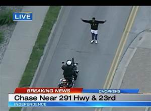 Don't Miss This INTENSE Police Chase From Kansas City!