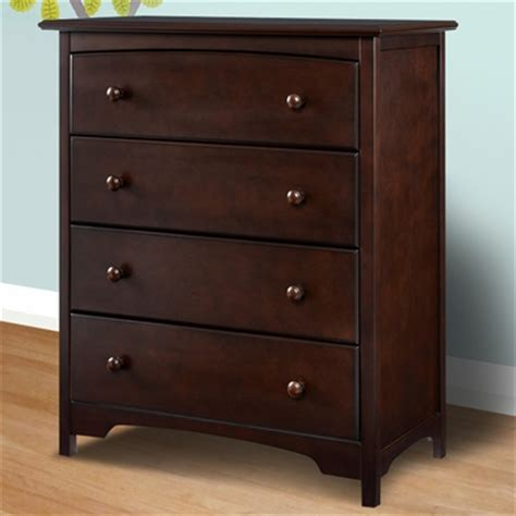 graco dresser espresso graco cribs 4 drawer dresser in espresso free shipping