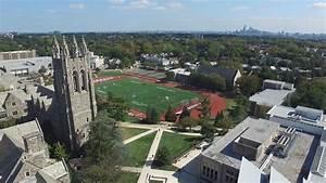 Saint Joseph's University Aerial Campus Montage - YouTube