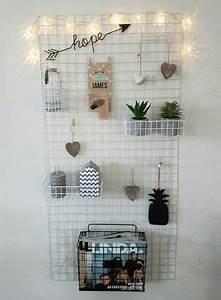 Ideen Für Pinnwand : die besten 25 gitter pinnwand ideen auf pinterest coole bulletin pinnw nde ikea schrank ~ Markanthonyermac.com Haus und Dekorationen