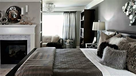 Gorgeous And Peaceful Gray Bedrooms Youtube