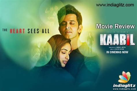 Kaabil Review. Kaabil Bollywood Movie Review, Story