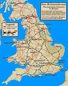 Roman sites in Great Britain - Wikipedia