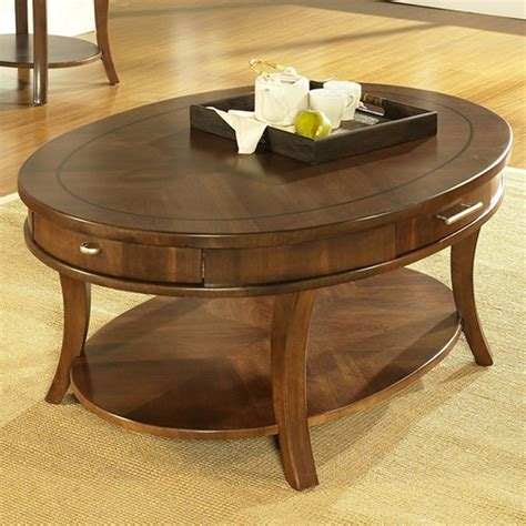 Oval Coffee Table Design Images Photos Pictures