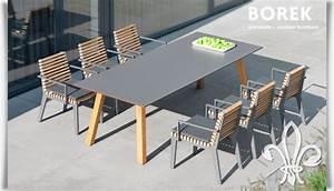 Gartenmöbel Modern Design : garten sitzgruppe von borek merano ~ Markanthonyermac.com Haus und Dekorationen