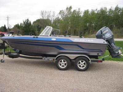 Triton Deep V Boats For Sale by New Skeeter Skeeter Boats In Depth Outdoors