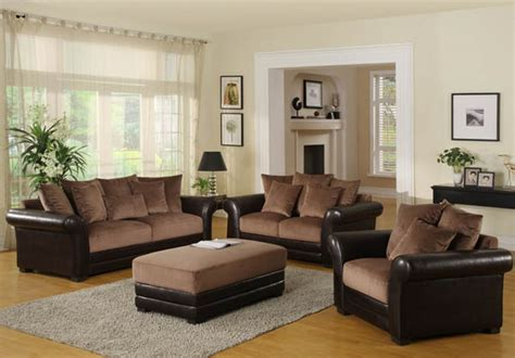 home design brown living room ideas