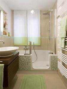 Kleine Badezimmer Ideen : kleine b der gestalten tipps tricks f r 39 s kleine bad ~ Markanthonyermac.com Haus und Dekorationen