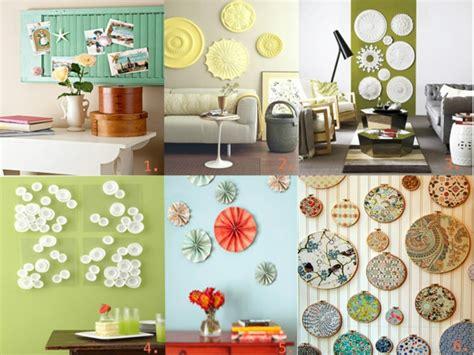 Wandgestaltung Ideen  30 Kreative Und Einfache Inspirationen