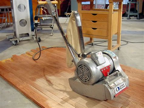 drill brushes and floor sander how to refinish a hardwood floor how tos diy