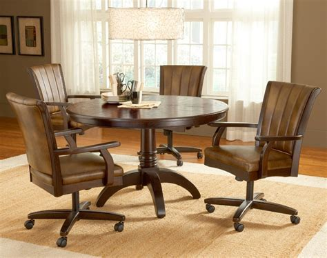 kitchen astounding kitchen chairs with casters ideas
