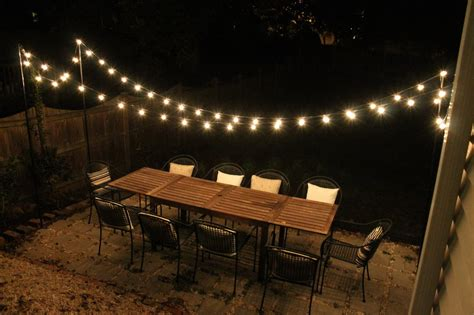 diy string light patio house elizabeth burns design raleigh nc interior designer