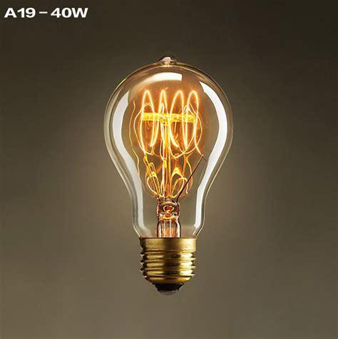 antique light bulbs a19 incandescent bulbs vintage edison light bulbs e27