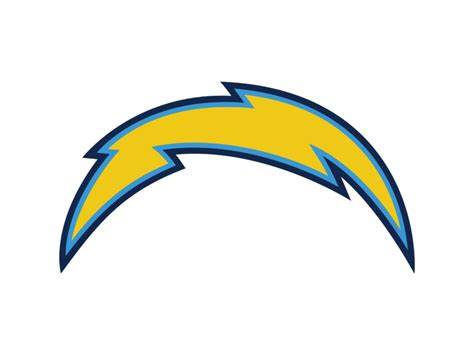 San Diego Chargers Logo Png Transparent & Svg Vector