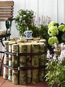 Weihnachtsdeko Im Außenbereich : 30 kreative ideen f r selbstgemachte gartendeko ~ Markanthonyermac.com Haus und Dekorationen