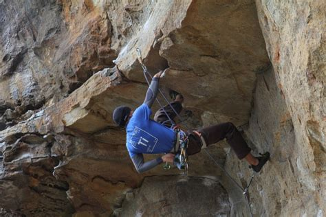 Yes, First Ascent Design's Name Is A Rock Climbing