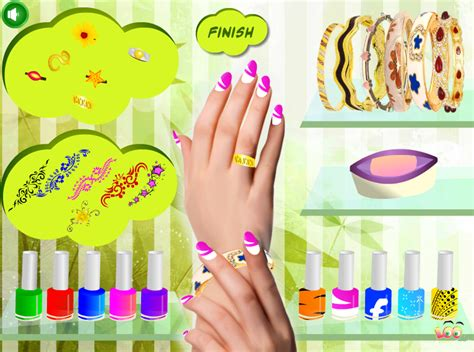 Katie Nail Makeover Games By Kute89 On Deviantart