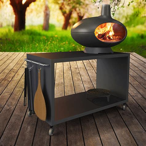 outdoor oven forno pizza table jardinchic