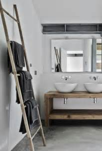 le porte serviette en 40 photos d id 233 es pour votre salle de bain