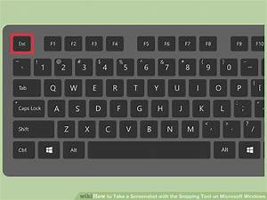 4 Ways to Take a Screenshot with the Snipping Tool on ...