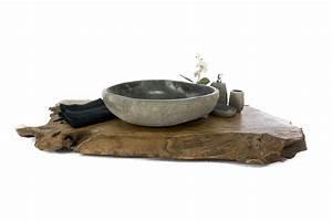 Waschtischplatte Fuer Aufsatzwaschbecken : waschtischplatte aus altem holz der fliesenonkel ~ Markanthonyermac.com Haus und Dekorationen