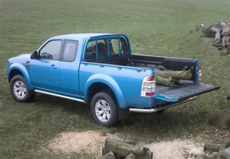 fiche technique ford ranger 2 5 tdci 143 cab xlt limited 4x4 233 e 2009