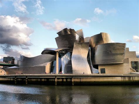bilbao s guggenheim museum in spain magazine worldpass