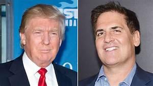 Mark Cuban blasts Trump, calls paying taxes 'patriotic ...