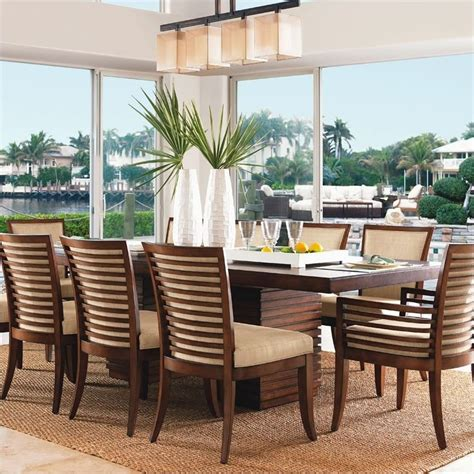 Tommy Bahama Home Ocean Club Peninsula Dining Table 536876c