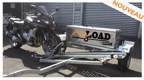 remorque transversale easy load automatic 2 roues jusqu 224 250kg bsm remorques et locations