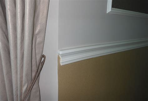 Chairrail  Traditional Chairrail And Chair Rail Molding