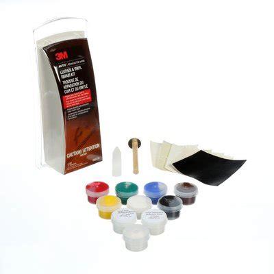 Boat Seat Repair Kit by 3m Leather And Vinyl Repair Kit 8579c