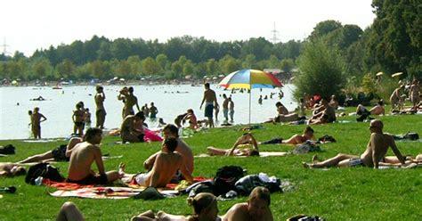 Badeseen München Lußsee  Das Offizielle Stadtportal