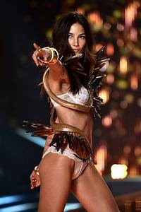 Victoria's Secret Angel Lily Aldridge : Elle